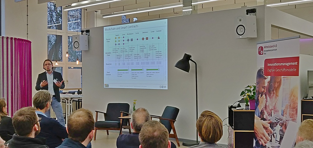 IHK Workshop zur Digitalisierung