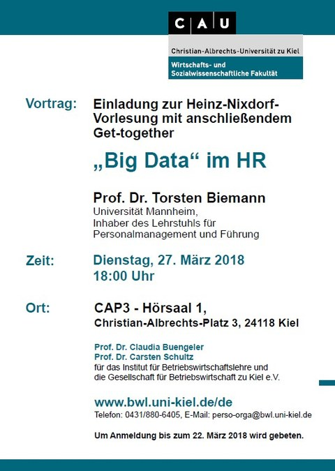 Big Data im HR